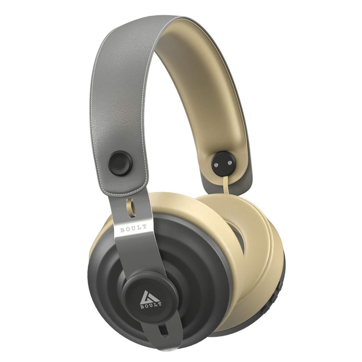 Boult Audio ProBass Boost Over-Ear Wireless Bluetooth Headphone