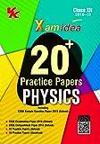 Xam Idea 20 Plus Sample papers Physics Class 12 for 2019 Exam