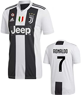 8b482ef5d Amazon.com   adidas Juventus Home Jersey-White (S)   Clothing