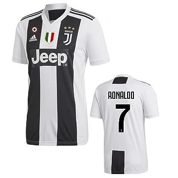 Juventus Ronaldo Home Jersey 2018/19 Original Product