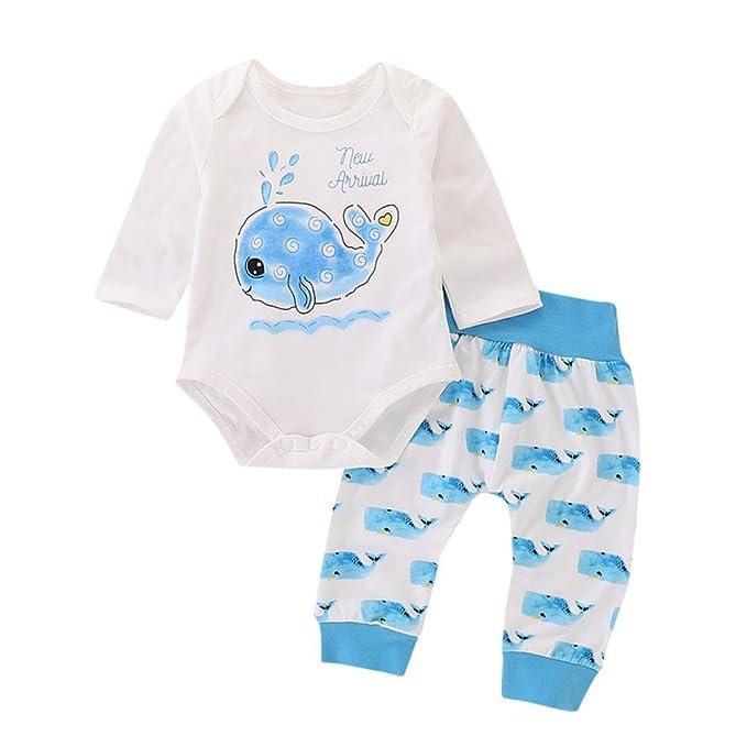 Amazon.com: WARMSHOP - Conjunto de ropa para recién nacido ...