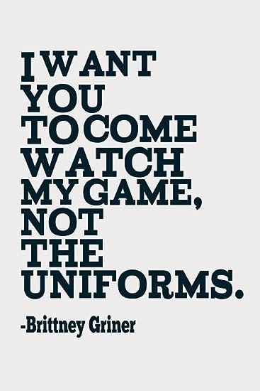 Amazon.com: TST INNOPRINT CO Brittney Griner Basketball ...