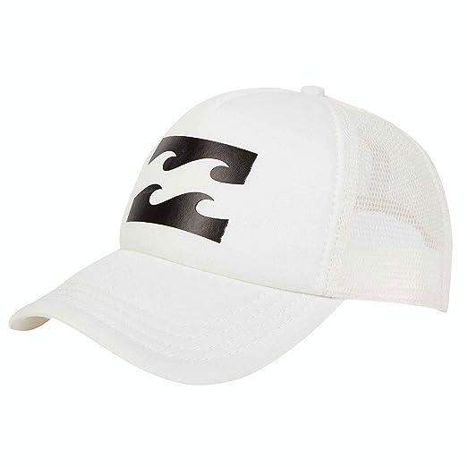 3a505a9fb31 Amazon.com  Billabong Women s Billabong Trucker Hat Cool Wip One ...