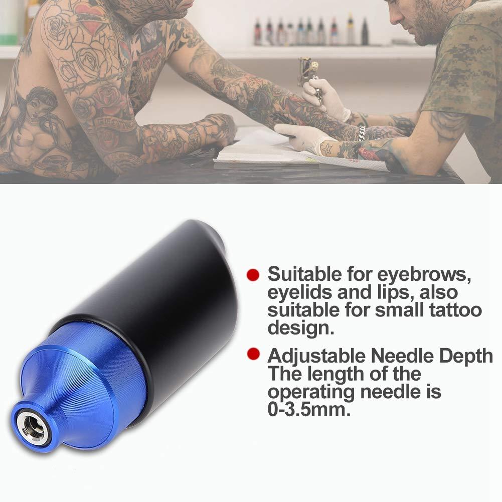 Pluma del tatuaje, pistola profesional del tatuaje de la pluma del ...