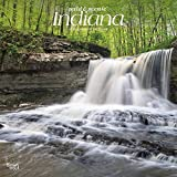 Indiana Wild & Scenic 2020 12 x 12 Inch Monthly Square Wall Calendar, USA United States of America Midwest State Nature (English, French and Spanish Edition)