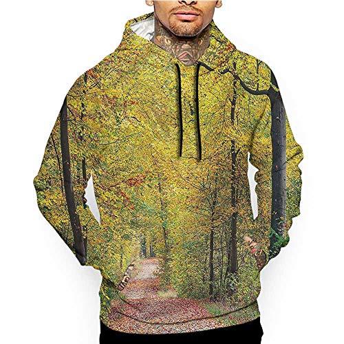 Siberian Tiger Sweatshirt - Hoodies Sweatshirt Pockets Tiger,Siberian Predator Feline,Sweatshirts for Women