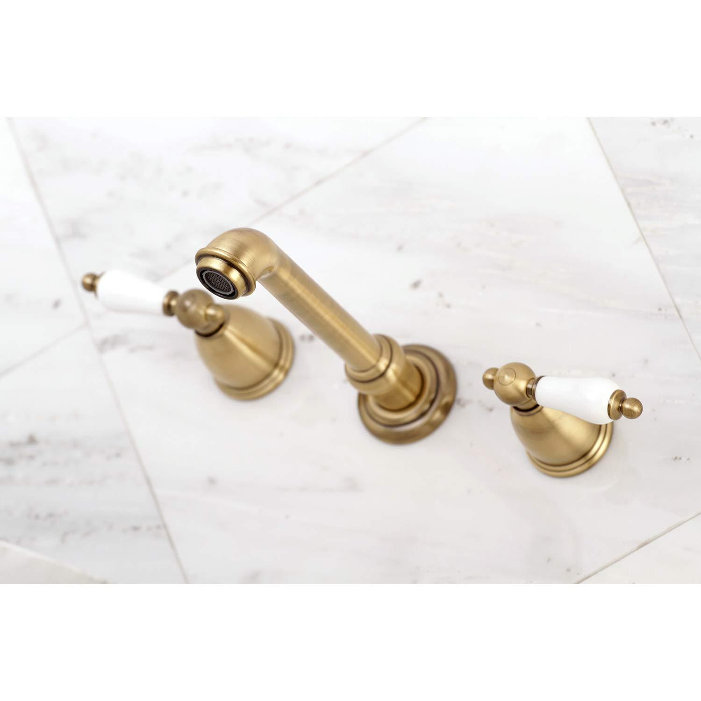 Kingston Brass KS7023PL English Vintage Roman Tub Filler Brass