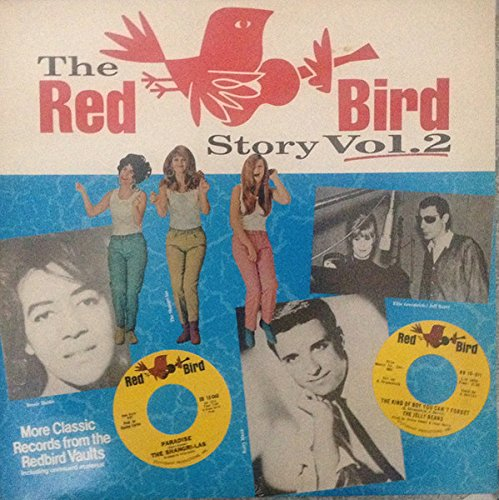 Cdx Vinyl - THE RED BIRD STORY VOL.2 / 2 LP'S
