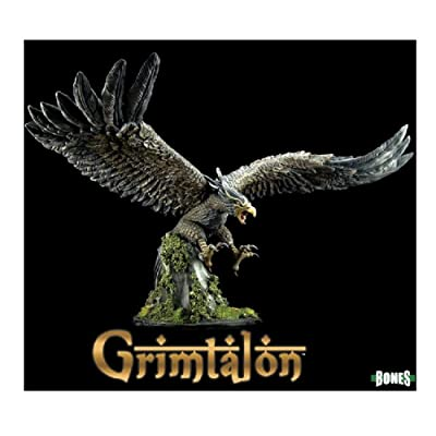 Dark Heaven Bones: Grimtalon The ROC, Deluxe Boxed Set: Toys & Games