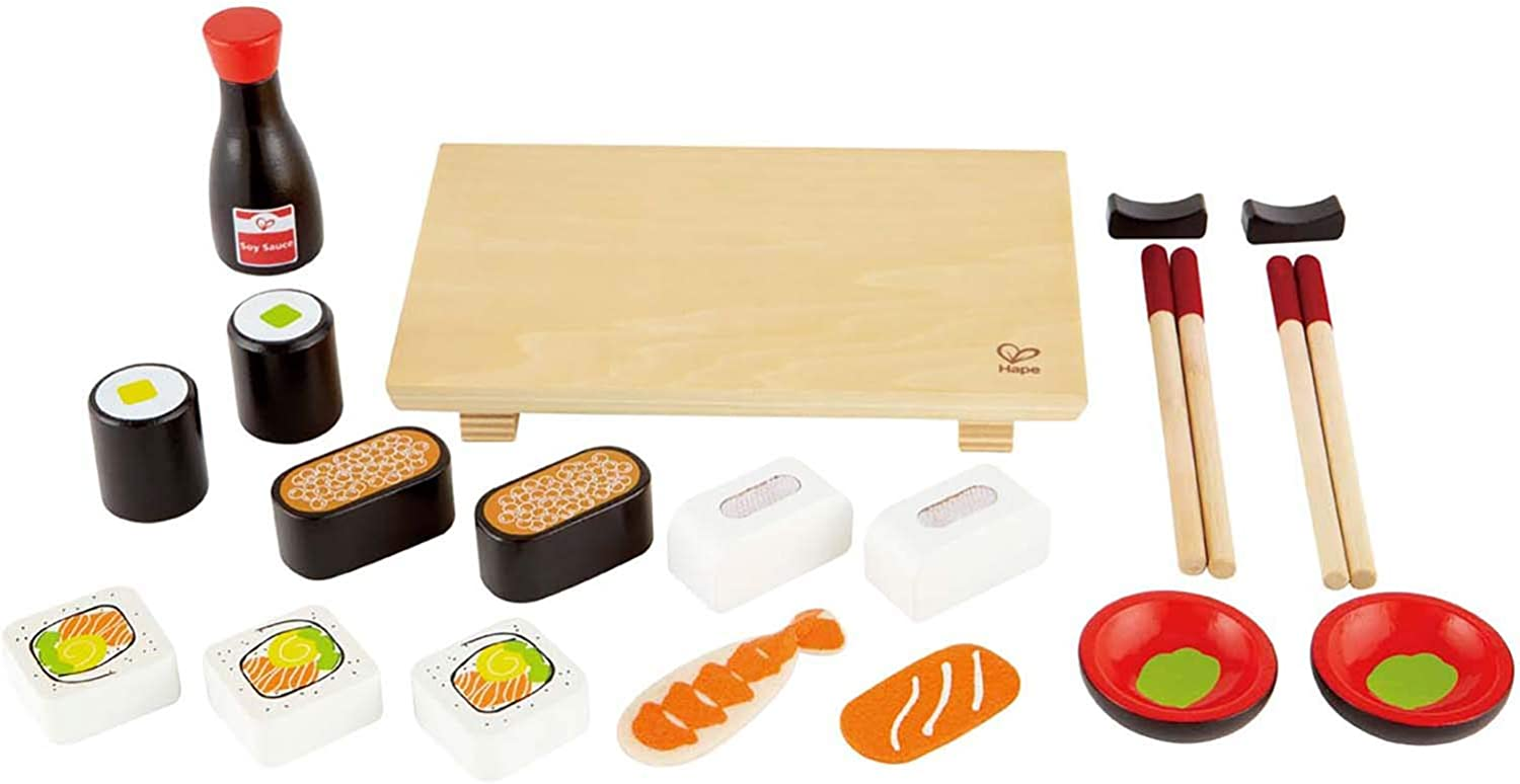 Hape Children's Sushi Selection