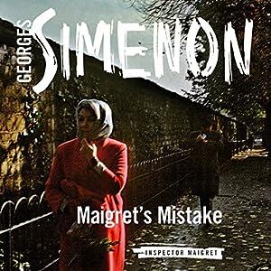 Maigret's Mistake Audiobook