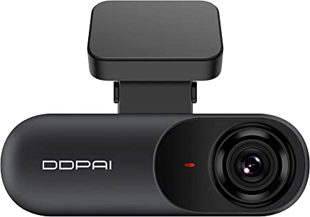 Ddpai N3 Gps Car Dash Cam 1600p Hd Built In Emmc Wi Fi Elektronik