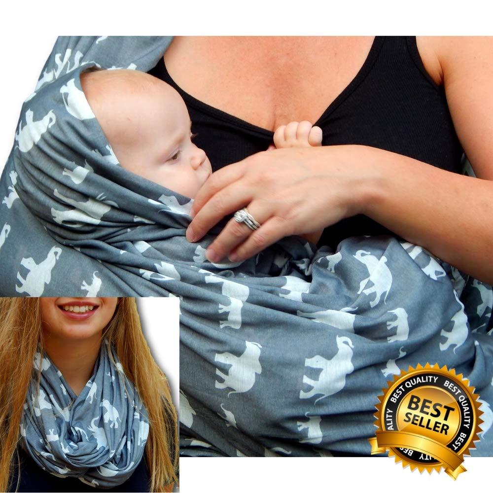 一番の Reversible Infinity Nursing Scarf for by Breastfeeding Mothers. Soft, by Breathable, You/Baby. Stylish & PRIVATE-The Best Coverage for You/Baby. Nursing Cover Fits Most Plus-Sized Moms,Too! by bozemanbabycompany by bozemanbabycompany B01E1OAUKU, タニックスショップ:2fdd6605 --- a0267596.xsph.ru