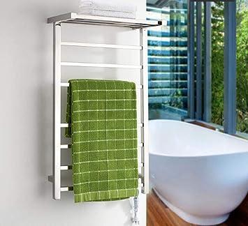 MJJ radiador toallero para baño Toalla electrico baño INOX ...