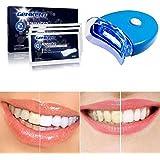G-smart Blanqueamiento de dientes Kit dientes Advanced Whitening tiras y dientes de la luz Acelerador de Blanqueamiento