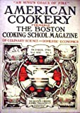 img - for American Cookery October 1916 (Vol XXI No 3) book / textbook / text book