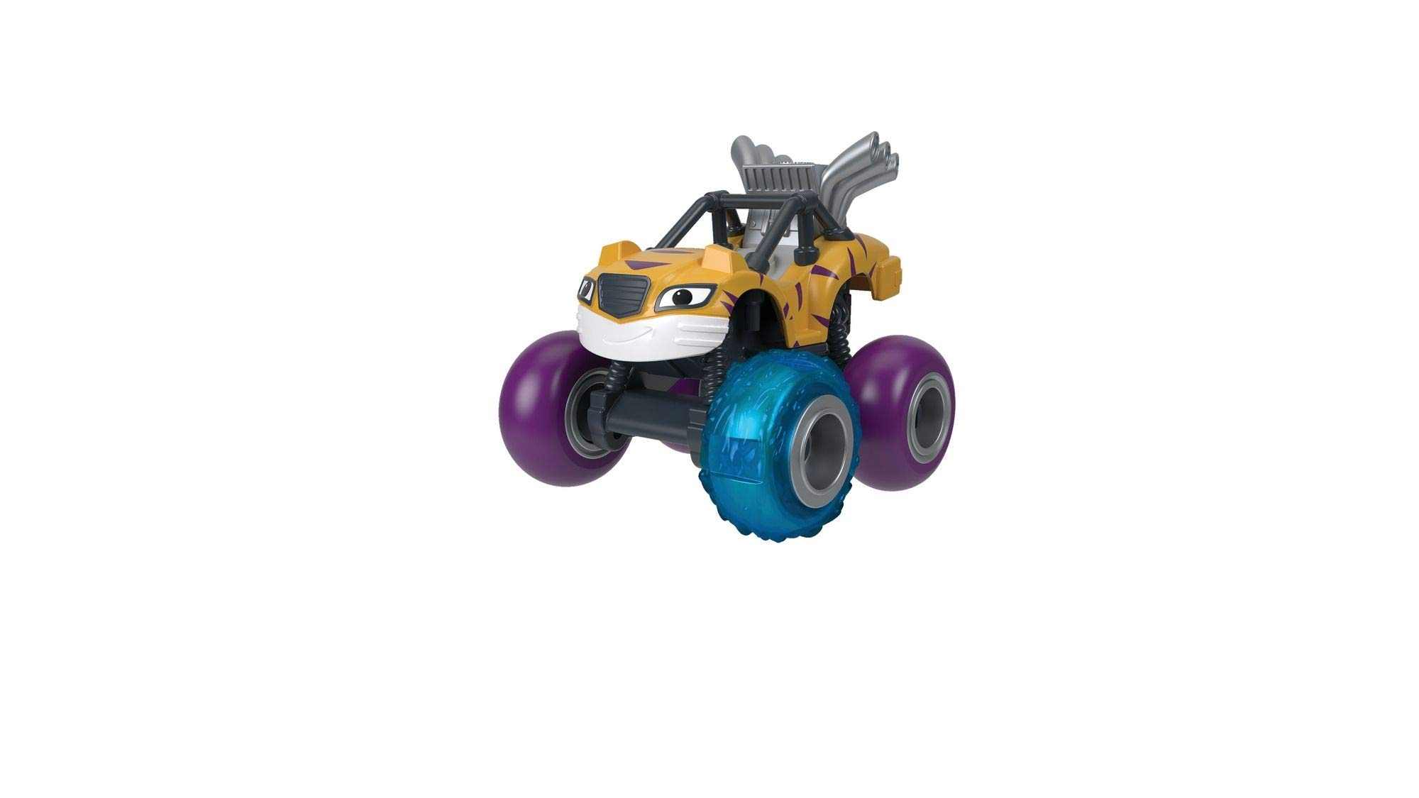 Fisher-Price Nickelodeon Blaze & the Monster Machines Tune-Up Tires, Stripes by Fisher-Price (Image #6)