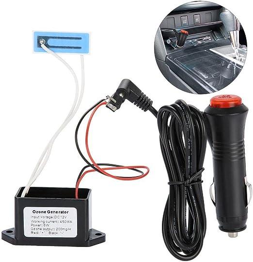 Purificadores de aire para coche, 200 mg generador de ozono ...
