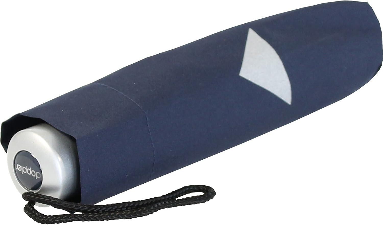 Doppler Mini parapluie enfants parapluie de poche bleu navy-blau 91 cm