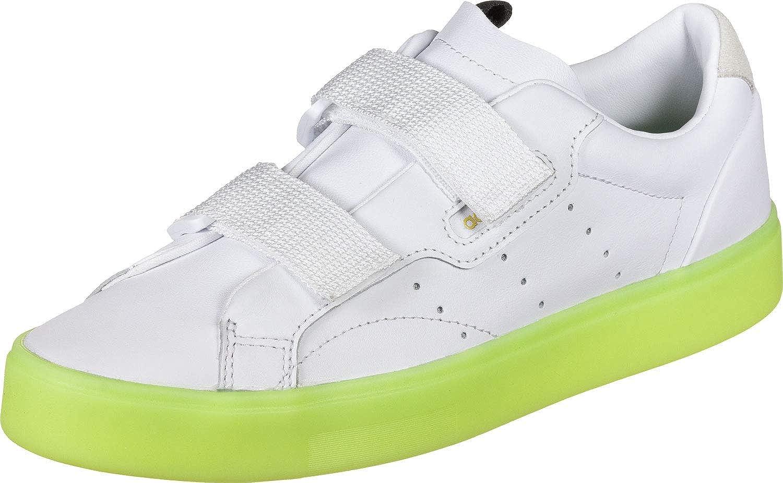 Sleek S W Greone/Easora Sneakers-5 UK