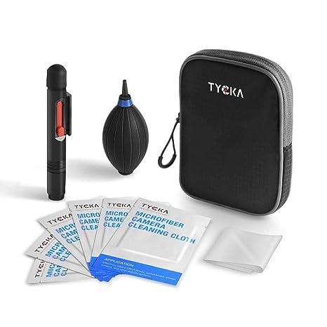TYCKA Kit de Limpieza de Cámara Profesional, Soplador de Aire ...