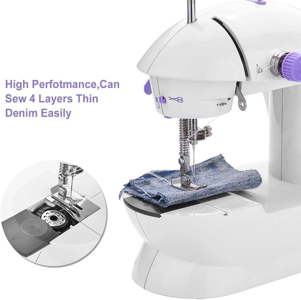 Arts, Crafts & Sewing Sewing Machines ghdonat.com Electric Speed ...