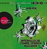 Das infernalische Zombie-Spinnen-Massaker (MP3-Ausgabe, Band 22)