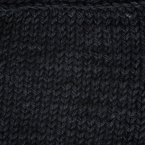 Lily Sugar'n Cream Cotton Cone Yarn, 14 oz, Black , 1 Cone by Lily (Image #3)