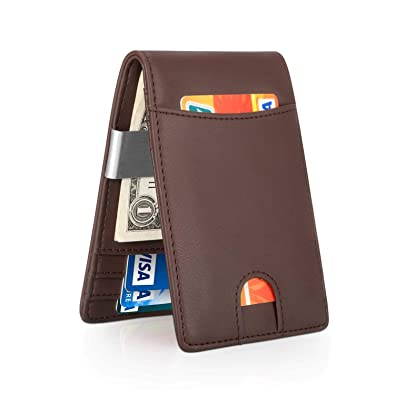 amazon often 財布 薄型 二つ折り財布 メンズ レディース 磁気防止