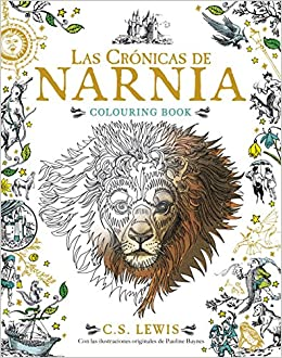 Las Crã³nicas De Narnia Colouring Book Lewis 9788408157311