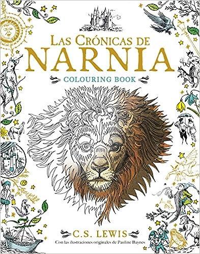 Descarga gratuita de libros motivacionales de audio. Las Crónicas De Narnia. Colouring Book 8408157310 DJVU