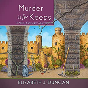 Murder Is for Keeps Audiobook