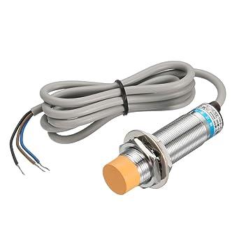 M8 PNP NO Inductive Proximity Sensor Switch 6-36 Vdc LJ8A3-2-Z//BY 8mm Barrel L50