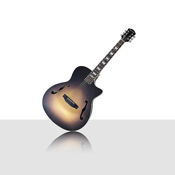 Martin Taylor - Guitarra eléctrica semiacústica, de caja ...