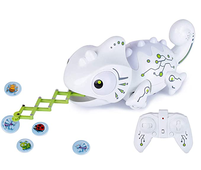 Webby 2.4GHz Remote Control Smart Chameleon Toy for Kids