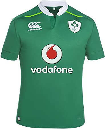 Canterbury Ireland VapoDri+ Home Pro Jersey 2016/2017- Camiseta de ...