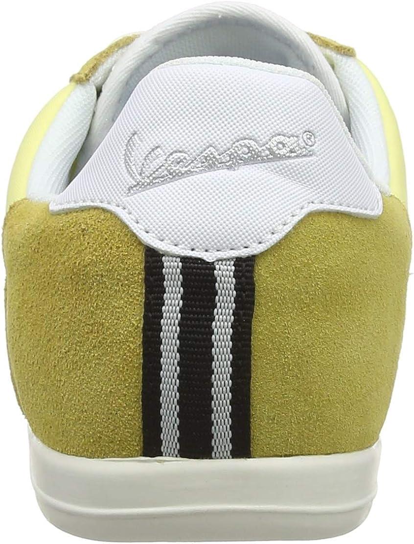 Vespa Missy, Sneaker Donna Giallo Giallo 35
