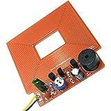 MagiDeal Kits Electrónicos de Detector Metales Bricolaje Desmontaron Módulo de Tablero 3-5V