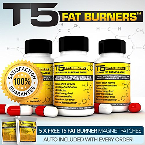 X3 ULTRA STRONG T5 FAT BURNER PILLS -100% LEGAL SLIMMING/DIET PILLS +WEIGHT LO by Weight Loss Supplements