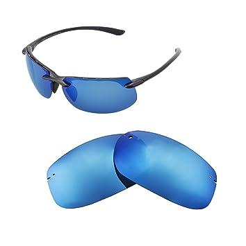 Walleva Ersatzgläser für Oakley Flak Jacket XLJ Sonnenbrille - Mehrfache Optionen (Schwarz - polarisiert) 8iKGowLh