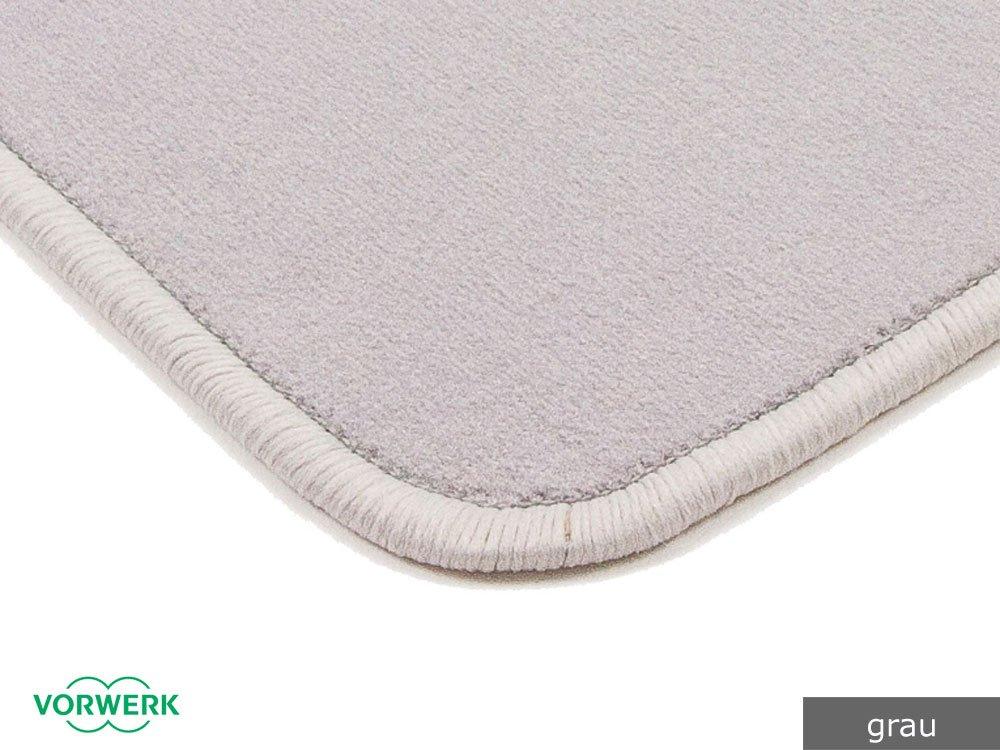 Vorwerk Bijou grau der HEVO® Spielteppich nicht nicht nicht nur für Kinder 200x400 cm 710291