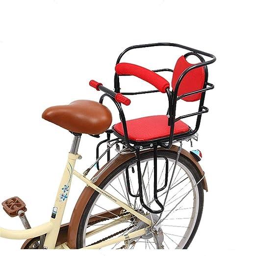AGYE Asientos De Bicicleta para Niños Asiento De Desmontaje Rápido ...