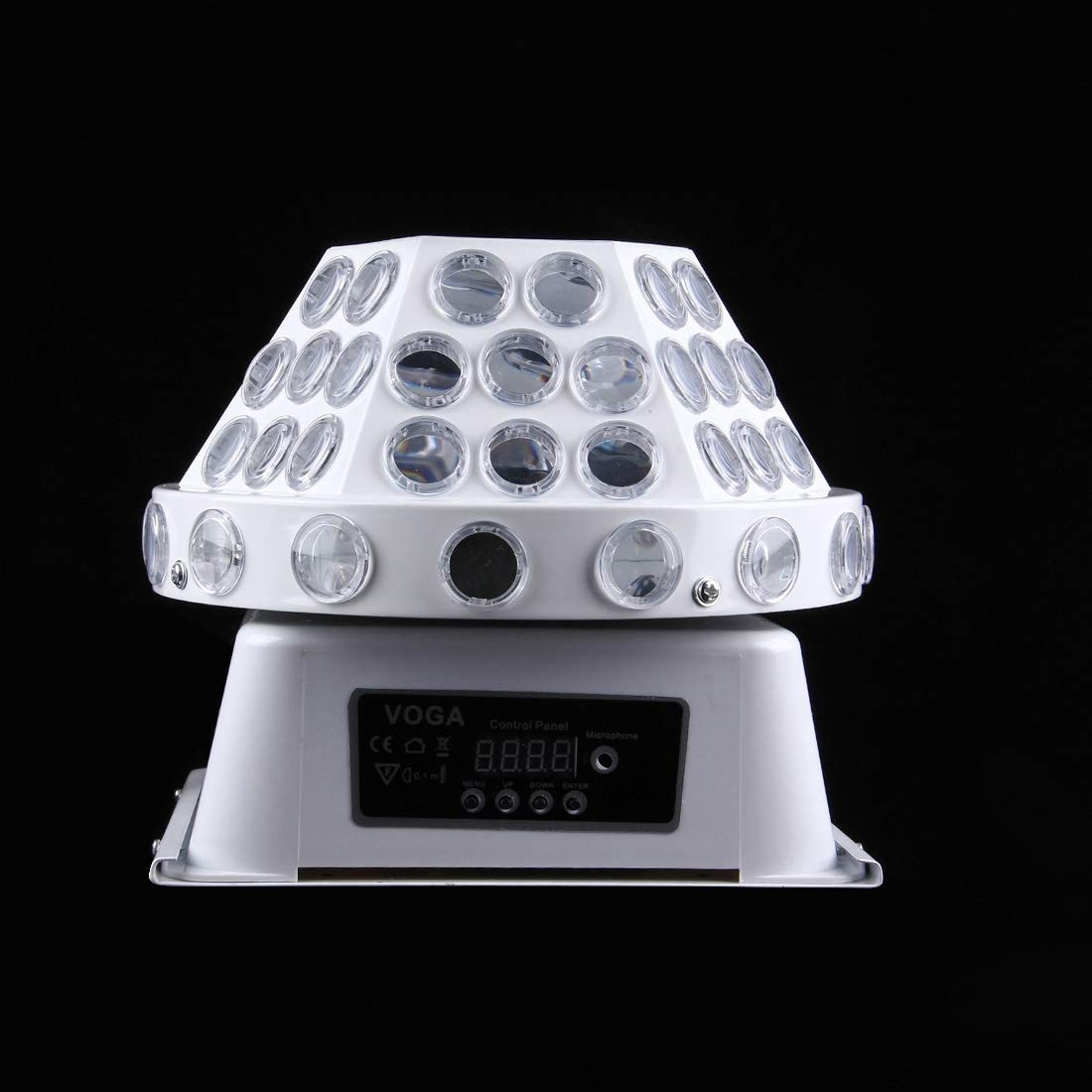 stage lighting 30W Mushroom Magic Ball LED Crystal Light, Master/Slave / DMX512 / Auto Run/Sound Control Modes, AC 220V by stage lighting (Image #2)