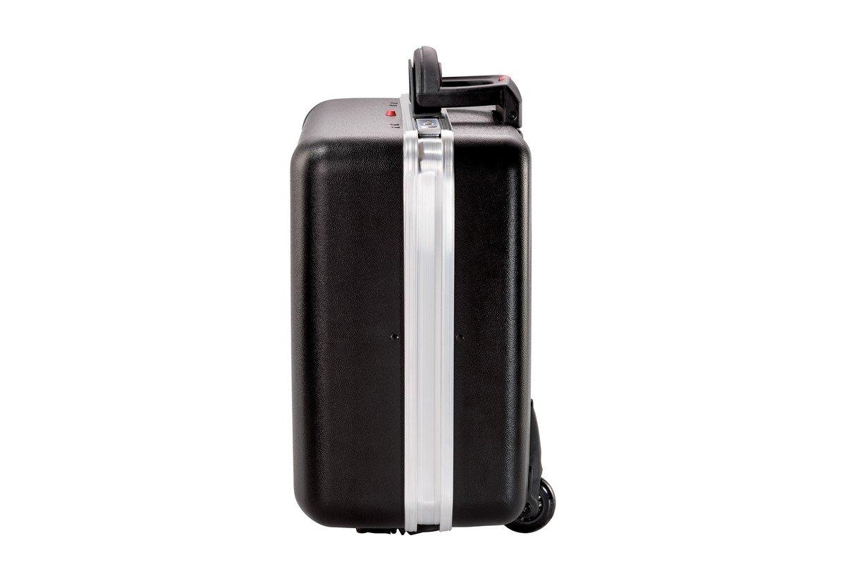 CLASSIC KingSize Roll Safe 589.550.171 49x46x25cm Prarat Werkzeugkoffer Rollkoffer Ordnungssystem CP-7-2 Zahlenschloss ohne Inhalt 1 L/ängssteg 3 Querstegen