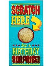 Hallmark Birthday Card Scratch Here Surprise - Medium Slim