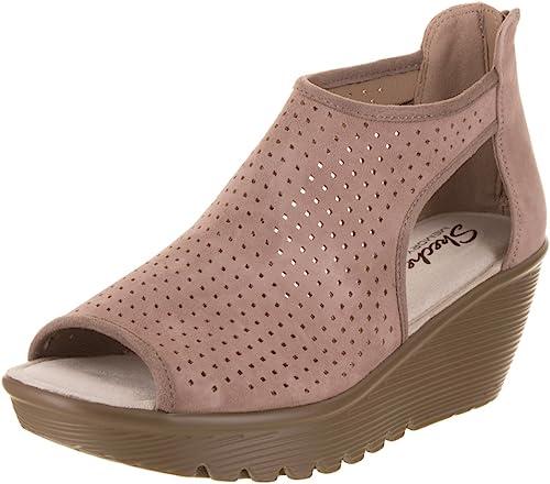 sketcher wedge sandals