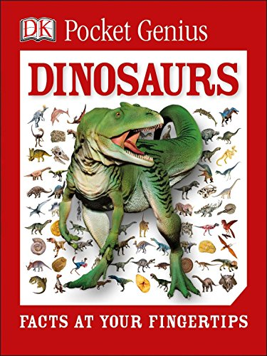 Pocket Genius: Dinosaurs: Facts at Your Fingertips ()