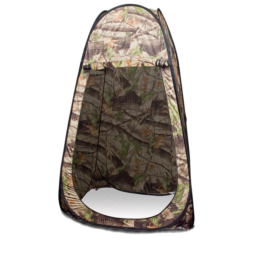BTERIF® Portable Waterproof Camouflage Changing Tent Camping Shower Toilet Pop Up Room Privacy Shelter