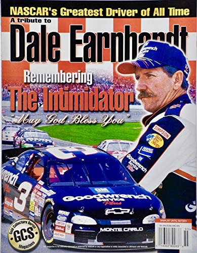 - 2001 - H&S Media Inc - A Tribute to Dale Earnhardt : Remembering the Intimidator