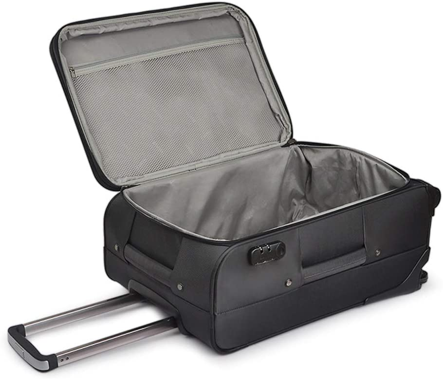 ZJ-Trolley Trolley Case-Student Box Trolley Case Universal Wheel Luggage Box for Men and Women Boarding Abroad Password Suitcase 3 Colors 3 Color : Blue Gray, Size : 392661cm